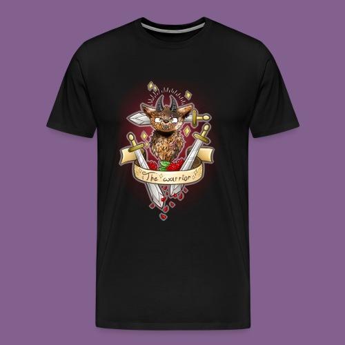 el guerrero (divisa) - Camiseta premium hombre