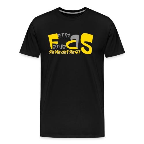 FCS Fette Beute Kopie png - Männer Premium T-Shirt