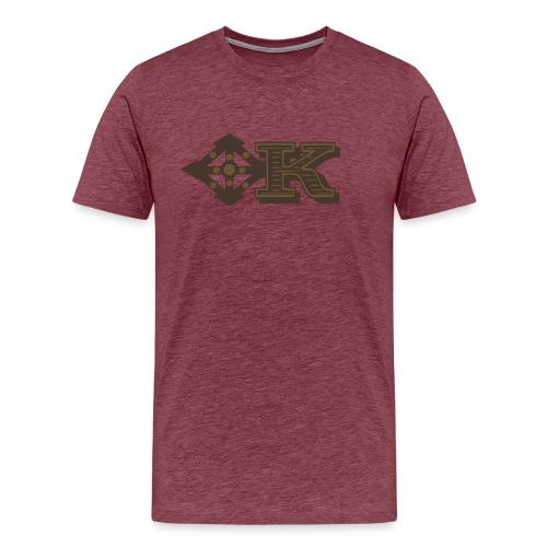 Kenya Airways Logo - Men's Premium T-Shirt