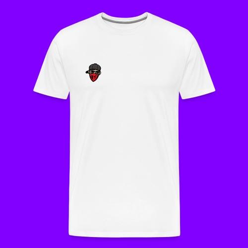 MKM TV's Logo - Men's Premium T-Shirt