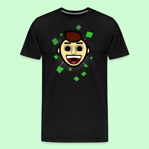 Tigootje Shirt Design - Mannen Premium T-shirt