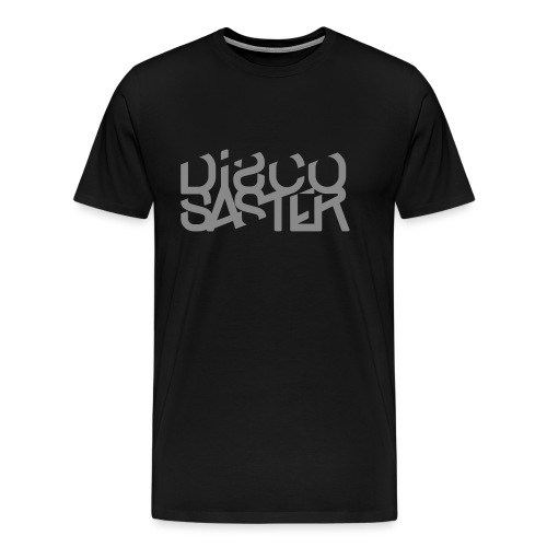 Discosaster Typo - Männer Premium T-Shirt
