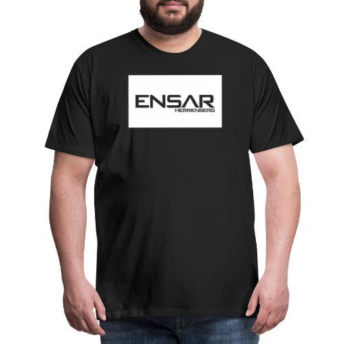 Ensar weiß - Männer Premium T-Shirt