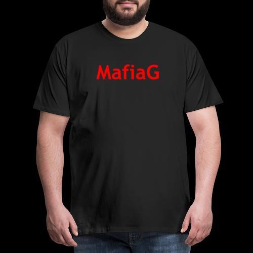 MafiaG Red - Men's Premium T-Shirt