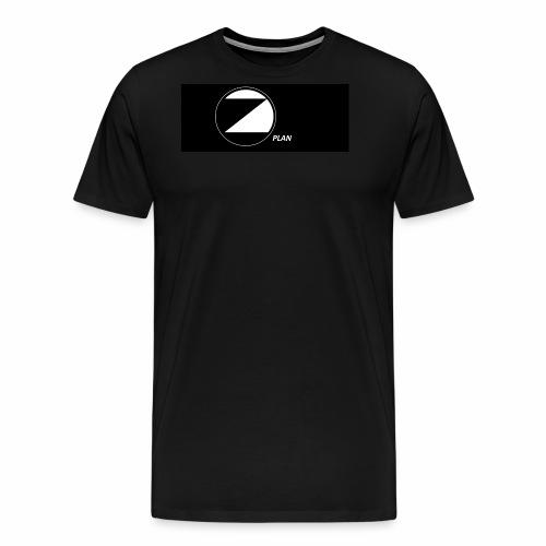 OZ PLAN - Maglietta Premium da uomo