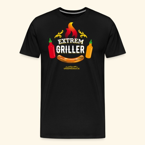 Extremgriller - Männer Premium T-Shirt
