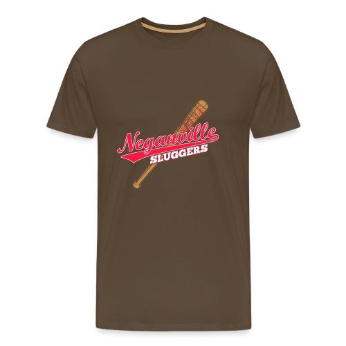 Neganville Sluggers - Men's Premium T-Shirt