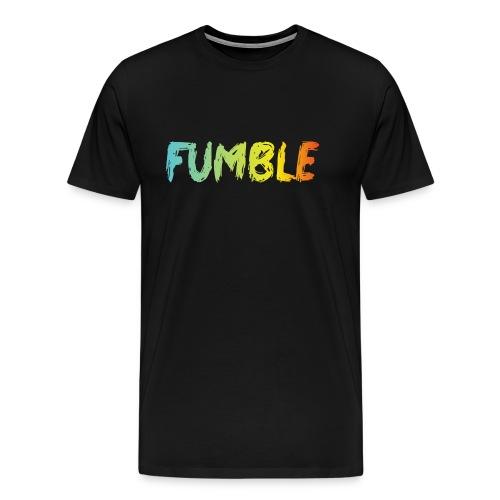 Fumble hat - Men's Premium T-Shirt