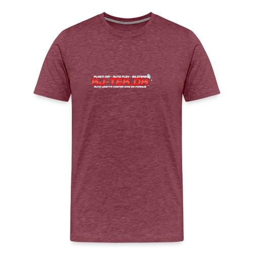 shirtlogo png - Herre premium T-shirt