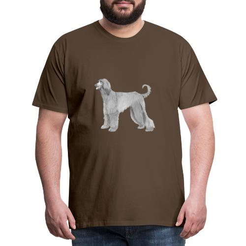 afghanskMynde - Herre premium T-shirt