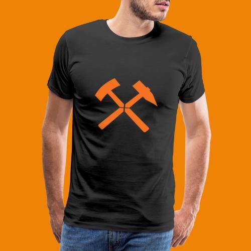 Schlägel & Eisen / Shop - Mannen Premium T-shirt