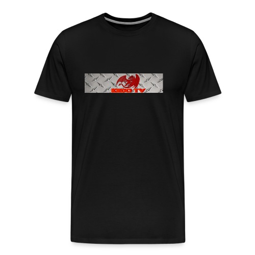 Patreon Logo - Männer Premium T-Shirt