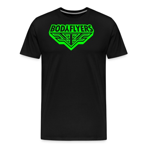 Bodyflyers 3D - Männer Premium T-Shirt