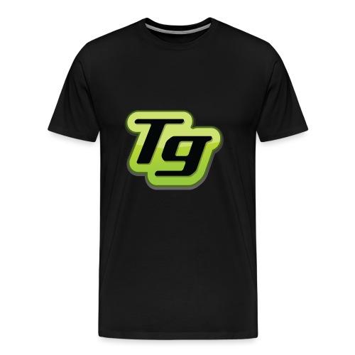 Toxic-Gaming_ - Premium T-skjorte for menn
