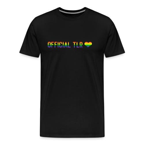 Official TLR Love Merch - Pride Edition - Organic Baseball Cap