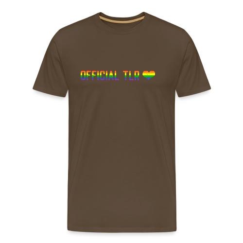 Official TLR Love Merch - Pride Edition - Men's Premium T-Shirt