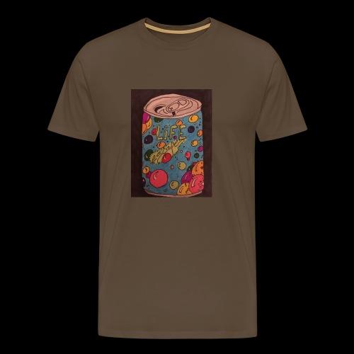 7AABC614 53CA 4156 B765 D9FBF5B8E496 - Herre premium T-shirt