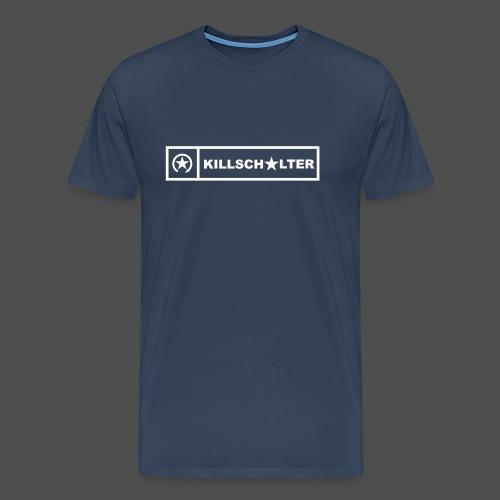 KILLSCHALTER Logo Brand 0KS01 - Men's Premium T-Shirt