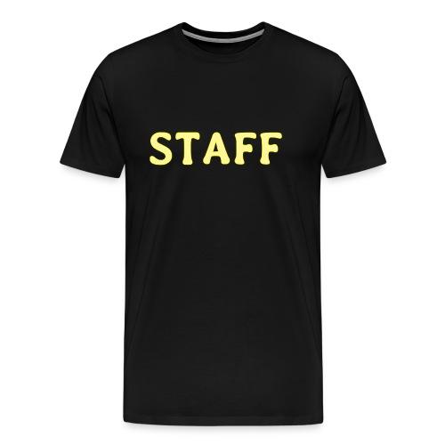 Staff - Männer Premium T-Shirt