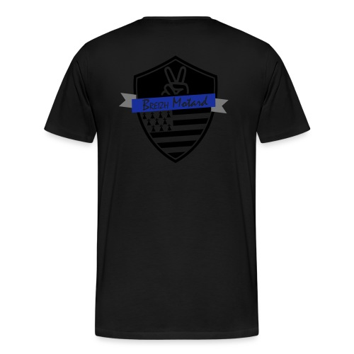 Breizh Motard Vestes et gilets - T-shirt Premium Homme