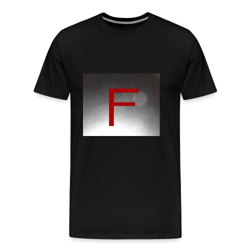 FireBallYT - Premium T-skjorte for menn