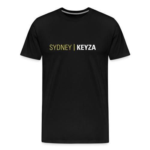 Sydney Logo - Männer Premium T-Shirt