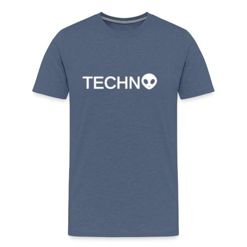 TECHNO3 - Premium-T-shirt herr