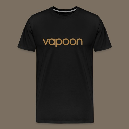Vapoon Logo simpel 01 - Männer Premium T-Shirt