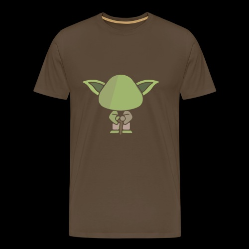 Master Yoda - Men's Premium T-Shirt