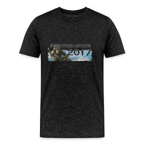 squarebashing 2017 - Men's Premium T-Shirt