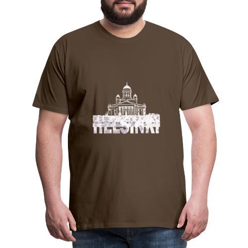 Helsinki Cathedral - Men's Premium T-Shirt