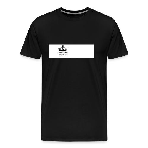 william - Men's Premium T-Shirt