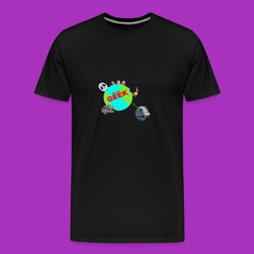 Planète GEEK - T-shirt Premium Homme