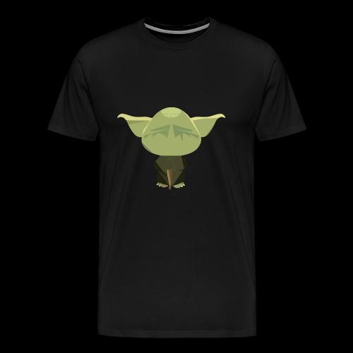 Old Master Yoda - Men's Premium T-Shirt