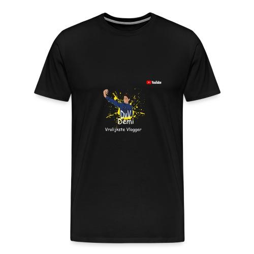 DVV Design - Mannen Premium T-shirt