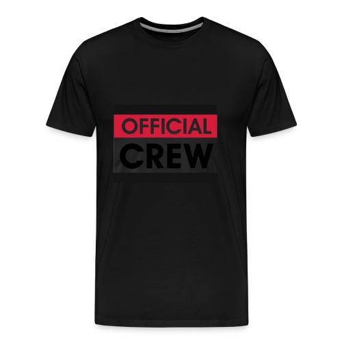 Official crew stuff - Men's Premium T-Shirt