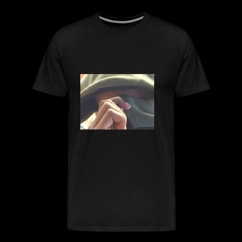 71D563FF 360D 411A BB8A DFACA9DF393D - Mannen Premium T-shirt
