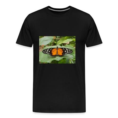 Joli papillon - T-shirt Premium Homme