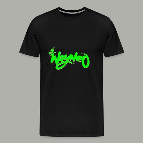 Wayneo Logo - Men's Premium T-Shirt
