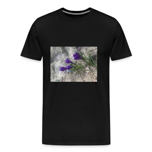8C76D665 0CE4 4F3F 9894 AAFCB77B39B9 - Premium T-skjorte for menn