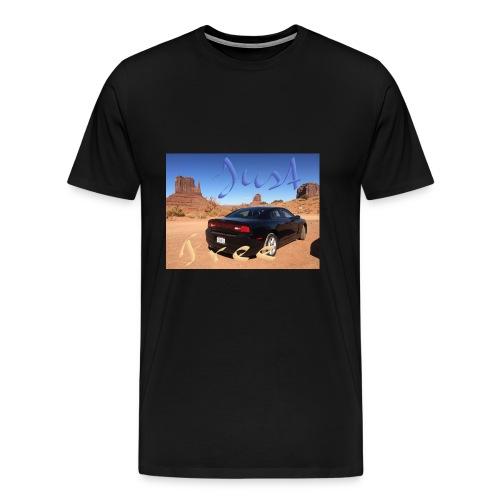 Nur Frei - Männer Premium T-Shirt