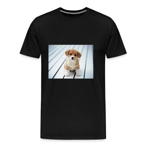 Baby dog Merchindise - Men's Premium T-Shirt