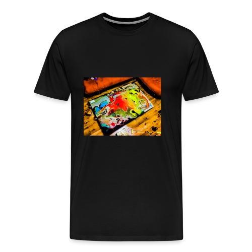 Love hope peace - Koszulka męska Premium