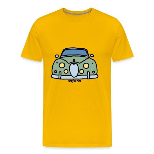 voiture mythique anglaise - T-shirt Premium Homme