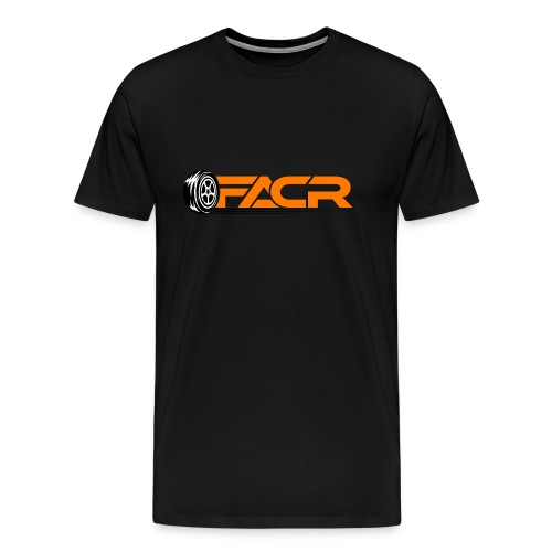 FACR Wheel - Men's Premium T-Shirt