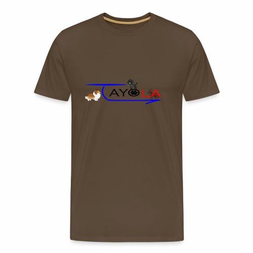 Tayola Black - T-shirt Premium Homme