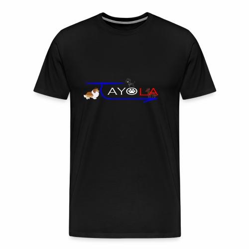 Tayola White - T-shirt Premium Homme
