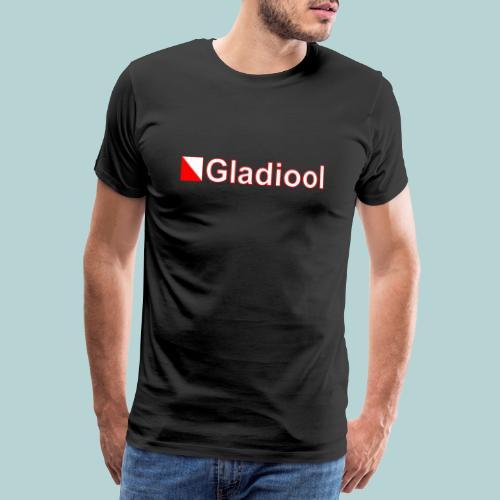 Gladiool 2 w - Mannen Premium T-shirt