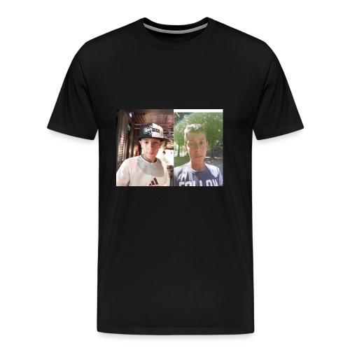 la meraviglia - Maglietta Premium da uomo