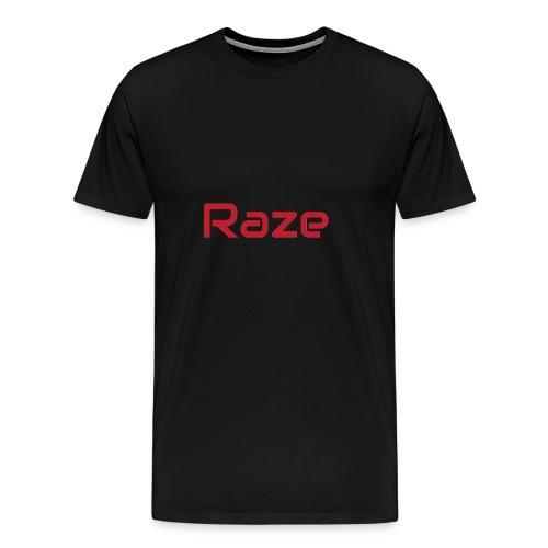 raze - Premium T-skjorte for menn